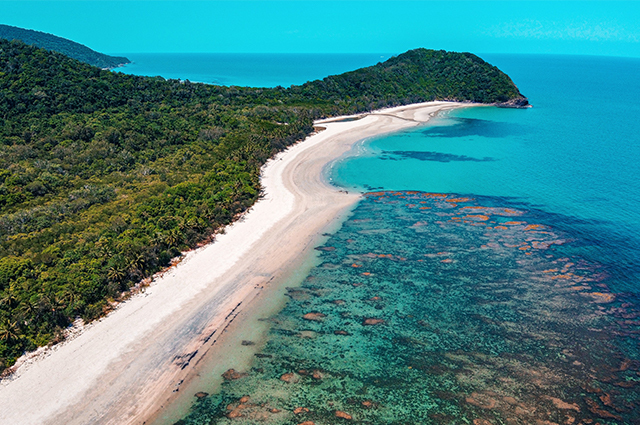 Daintree sea